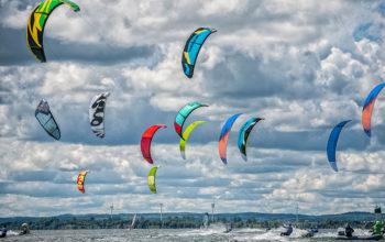Ruszają zawody o Puchar Polski w kitesurfingu,AZTORIN Kite Challenge!