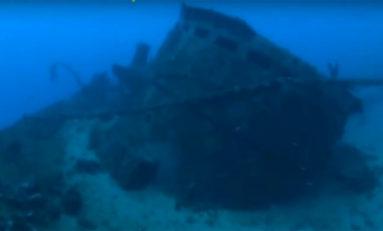 Wrak bizantyjskiego statku u wybrzeży Scyli