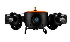 Titan najgłębiej pracujący dron