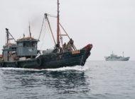 Gaboński rząd aresztował trzy trawlery połowowe na wodach krajowych parków morskich