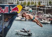 Sześciokrotny mistrz pokonuje rywala podczas 5 przystanku Cliff Diving