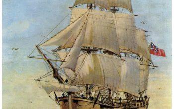 Czy nurkom po 250 latach uda się potwierdzić tożsamość wraku Jamesa Cooka?