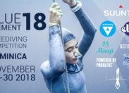 Blue Element Freediving kolejna edycja w listopadzie 2018