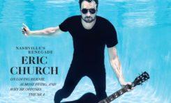 Eric Church w podwodnej sesji na okładce Rolling Stone