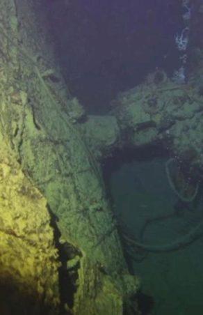 Odnaleziono wrak podwodnego okrętu wojennego  z I Wojny Światowej