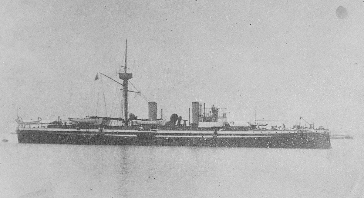 Odnaleziono King Yuen, wrak okrętu wojennego z pierwszej wojny japońsko-chińskiej