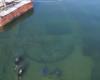 Ruiny kościoła z początków chrześcijaństwa na dnie jeziora Iznik, podwodnym muzeum?