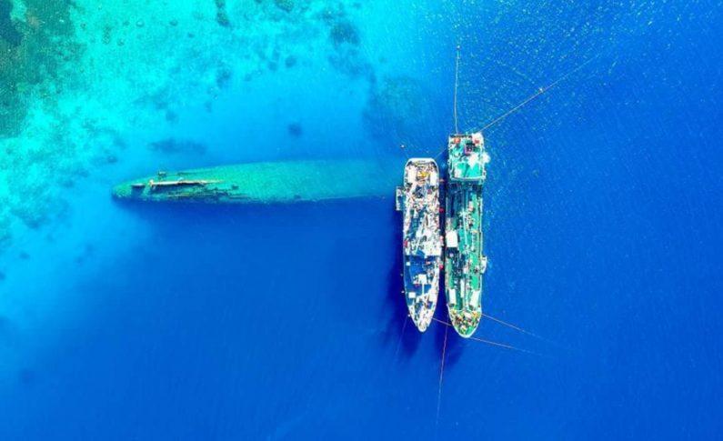 Wrak niemieckiego krążownika Prinz Eugen po 72 latach spoczynku stanowi zagrożenie