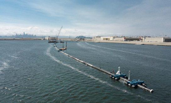 Wilson - system oczyszczania oceanów gotowy do startu