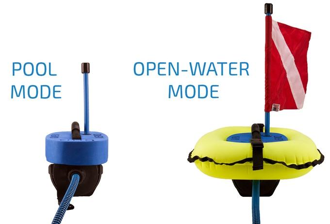 Najmniejszy, najlżejszy i najtańszy osobisty system do nurkowania Nemo