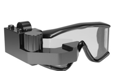 Shadow NAV  - wyświetlacz do maski dla nurków bojowych