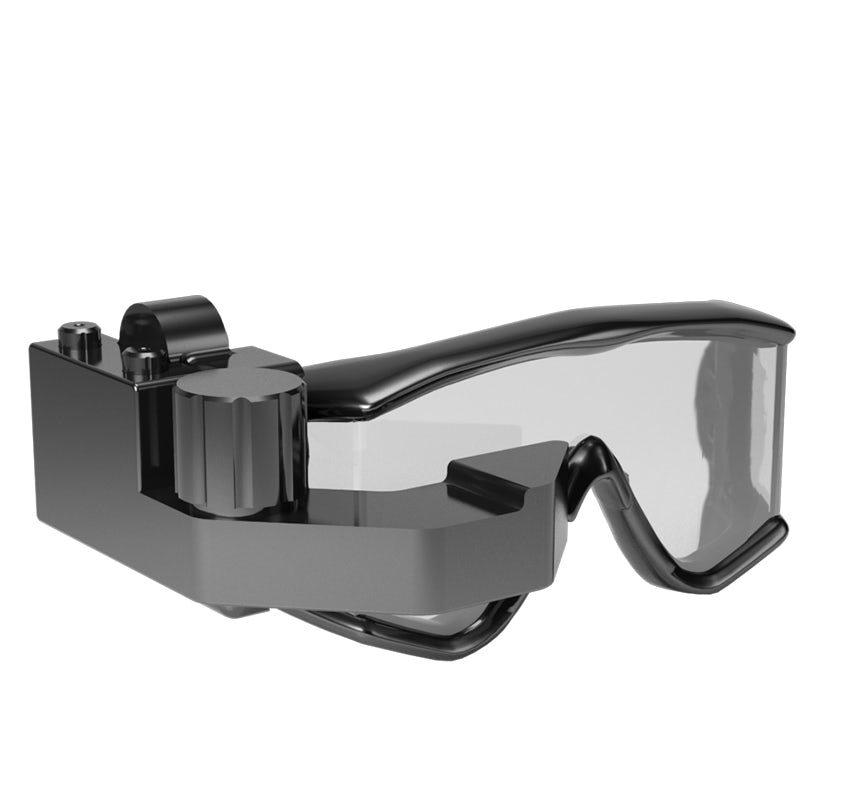 Shadow NAV  – wyświetlacz do maski dla nurków bojowych