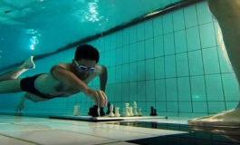 Mistrzostwa szachowe pod wodą