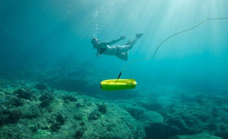 Podwodny Mini Gladius - mniejszy, lżejszy i tańszy