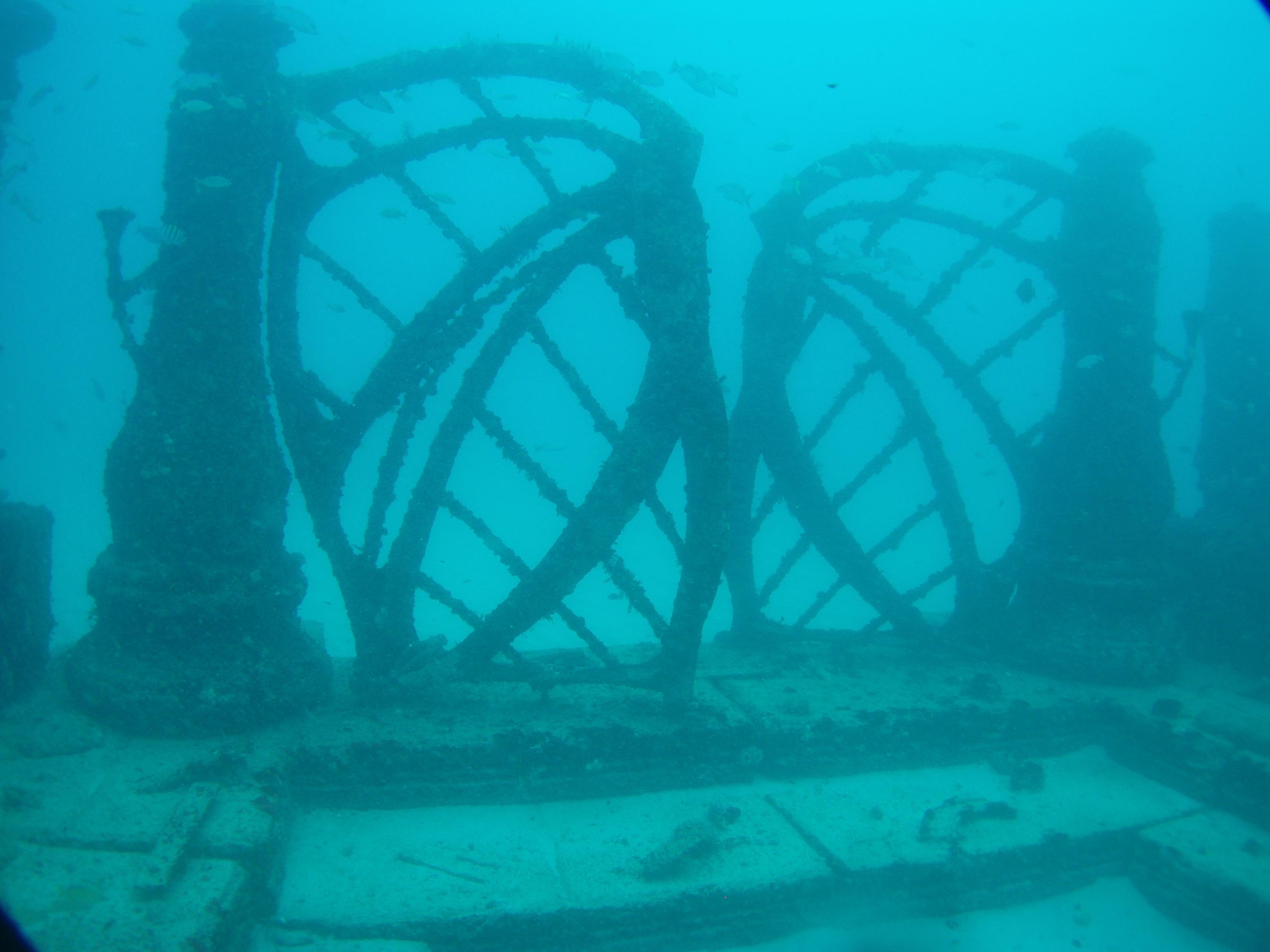 Atlantis – podwodny cmentarz