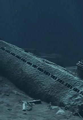 Podwodny Czarnobyl- U-Boot z II Wojny Światowej wypełniony chemikaliami