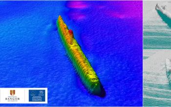 Badania wraków okrętów podwodnych z I Wojny Światowej wokół walijskiego wybrzeża