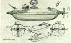 Wrak pierwszego, chilijskiego okrętu podwodnego po 152 latach zostanie wydobyty