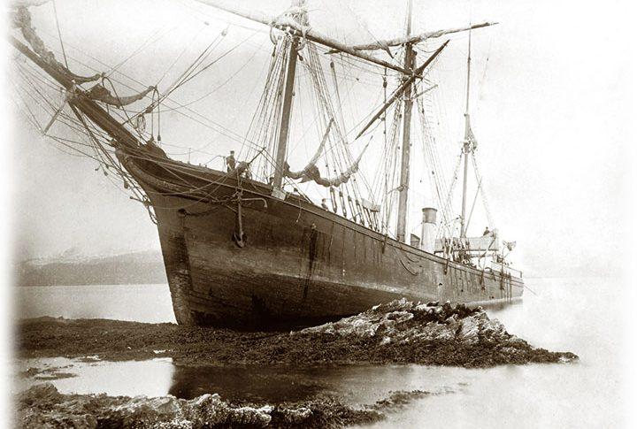 """Po 150 latach znaleziono i zidentyfikowano wrak """"Eiri"""", uznawany za najważniejszy statek w XIX-wiecznej eksploracji Arktyki"""