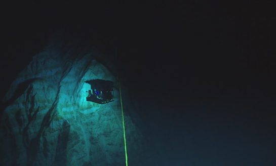 Rozpuszczanie się dna morskiego spowodowane zakwaszeniem oceanów wzrasta