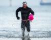 Strongman po 157 dniach i 2000 mil na morzu dopłynął do miejsca startu