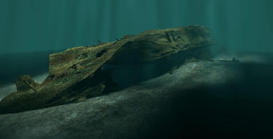 Projekt ratowania pozostałości zatopionej floty na Scapa Flow wkracza w kolejną fazę