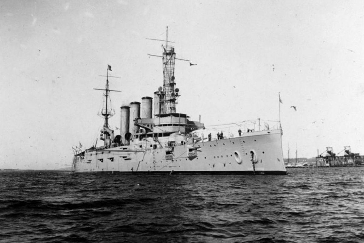W 100. rocznicę zatopienia USS San Diego odkryto tajemnicę jego zatonięcia