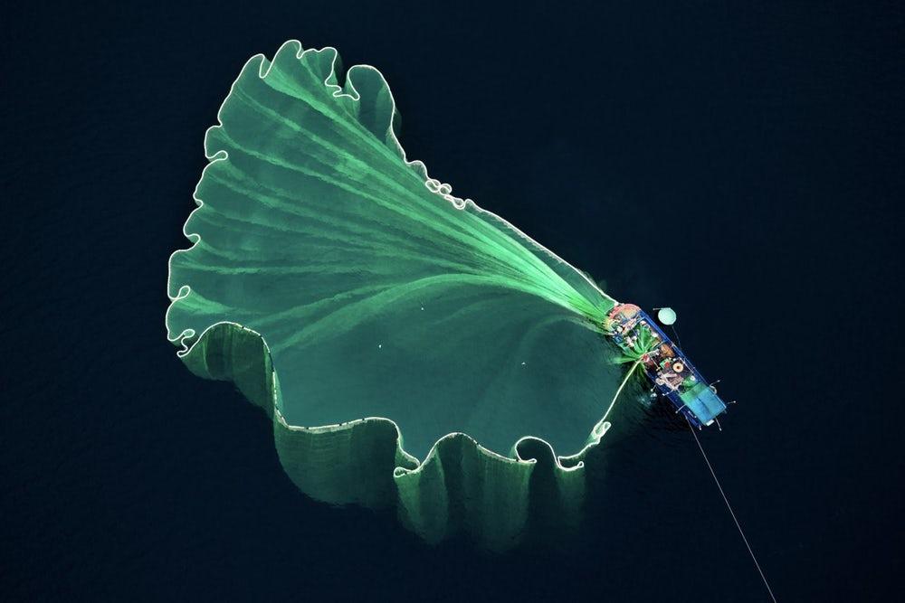 Dronestagram - wyniki konkursu fotografii