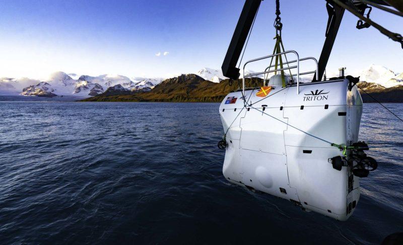 Ekspedycja do najgłębszego miejsca na Oceanie Południowym wyruszyła