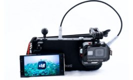Podwodne Comby - Smartfon & GoPro