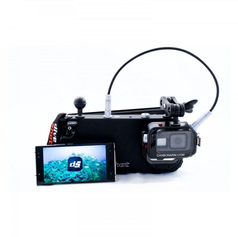 Podwodne Comby – Smartfon & GoPro