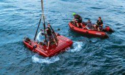 Ekspedycja eksplorująca nieznane miejsca na Oceanie Indyjskim