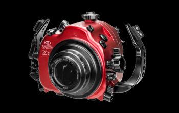 Nowa Isotta, charakterystyczna czerwona obudowa dla Nikona Z6 i Z7