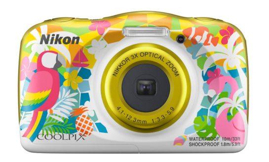 Kompakt Coolpix W150 nowa propozycja Nikona