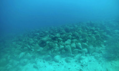 Pierwszy starożytny wrak udostępniony do nurkowania w Grecji