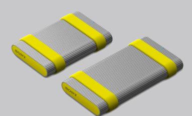 Wodoodporne zewnętrzne dyski twarde SSD