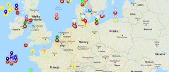 Wycieka gaz musztardowy z największego zrzutowiska powojennego broni chemicznej u wybrzeży Belgii