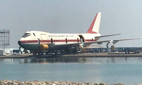 Boeing 747 podwodną atrakcją w największym parku rozrywki na świecie