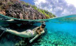 Obudowa podwodna do smartfonów z dome portem