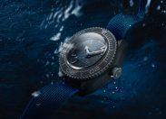 Omega Seamaster Planet Ocean Ultra Deep na dnie rowu Mariańskiego