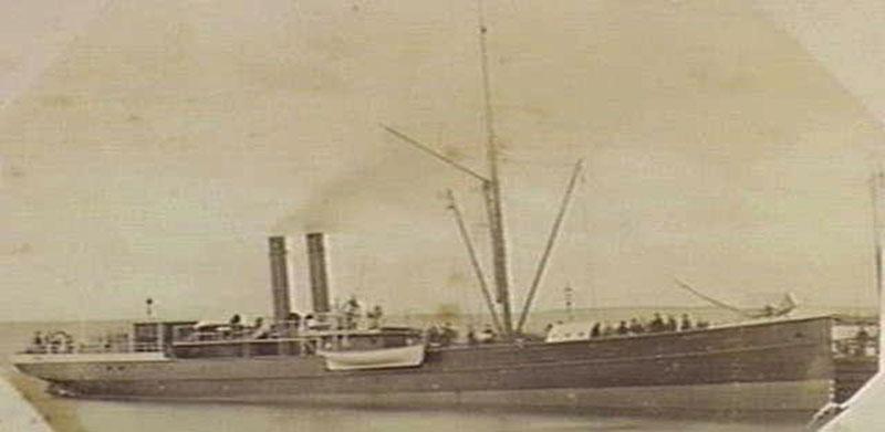 Splądrowano historyczny wrak u wybrzeży Wiktorii