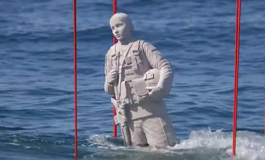 """Podwodny """"Krąg Bohaterów"""""""