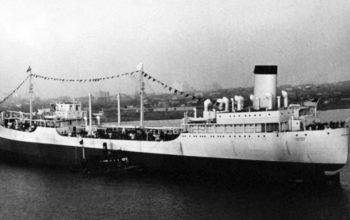 Odnaleziono wrak amerykańskiego okrętu USS Neosho po 77 latach
