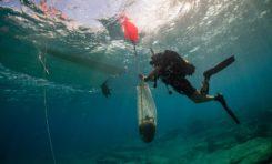 Najnowsze podwodne odkrycia z pierwszej wyprawy badawczej w okolicach Kasos