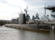 Muzealny okręt podwodny USS Clamagore kolejnym miejscem do nurkowania na rafie
