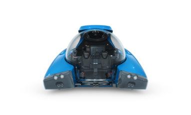 Nemo - najnowszy model pojazdu podwodnego