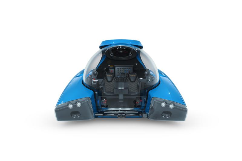 Nemo – najnowszy model pojazdu podwodnego