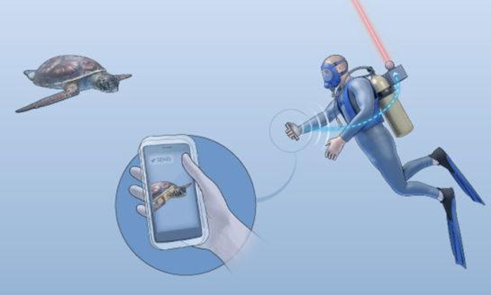 Aqua-Fi, czyli podwodne WiFi