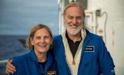 Astronautka NASA pierwszą osobą, która przebywała w kosmosie, i w najgłębszym miejscu na ziemi