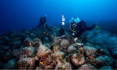 Rusza sezon na zwiedzanie pod wodą greckich wraków